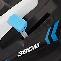 Mac Allister MLMP1600-2 Corded Push Lawnmower
