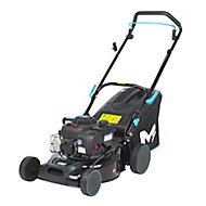 Mac Allister MLMP300H40 125cc Petrol Rotary Lawnmower