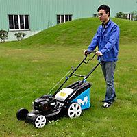 Mac Allister MLMP500HP46 140cc Petrol Lawnmower