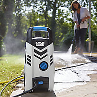 Mac Allister MPWP100D-3 Corded Pressure washer 1.3kW