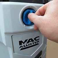 Mac Allister MPWP1800-2 Corded Pressure washer 1.8kW