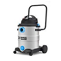 Mac Allister MWDV16L Corded Wet & dry vacuum, 40.00L