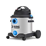 Mac Allister MWDV40L Corded Wet & dry vacuum, 30.00L