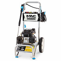 Mac Allister Petrol Pressure washer 2.5kW