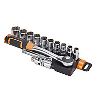 "Magnusson 13 piece ½"" Standard Socket set"
