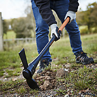 Magnusson 2.2kg Mattock with Composite handle
