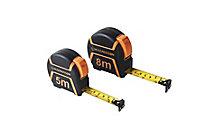 Magnusson 2 pack Tape measure set