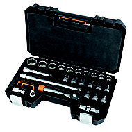"Magnusson 25 piece ½"" Standard Socket set"