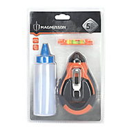 Magnusson 30m Chalk & line set