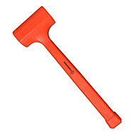 Magnusson 35oz Orange Rubber Mallet