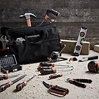 Magnusson 63 piece Hand tool kit