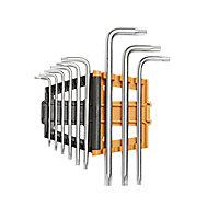 Magnusson 9 piece Torx key Set