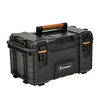 "Magnusson Site system 13"" High-impact resin Tool chest"