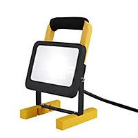 Mains-powered LED Work light 220-240V 700lm