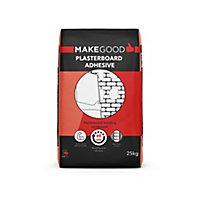 Make Good Driwall Grey Plasterboard adhesive, 25kg Bag