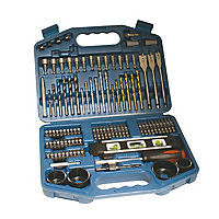 Makita 101 piece Mixed Drill bit Set