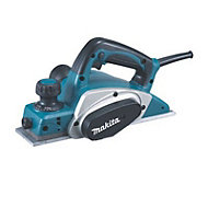 Makita 620W 240V 82mm Corded Planer KP0800