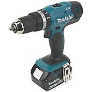 Makita LXT 18V 5Ah Li-ion Cordless 6 piece Power tool kit DLX6068PT