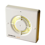 Manrose MG100T Bathroom Extractor fan