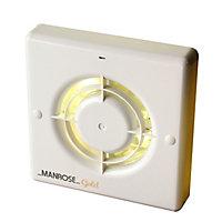Manrose MG100T Bathroom Extractor fan