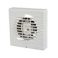 Manrose VXF100P Bathroom Extractor fan (Dia)100mm