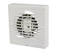 Manrose XF100H Bathroom Extractor fan (Dia)98mm