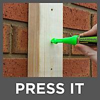 Marxman Green Multi-surface Line-marking Spray paint