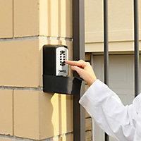 Master Lock 12 digit Combination Key safe
