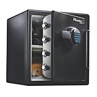 Master Lock Fire-rated Fire-rated digitally-locked safe