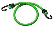 Master Lock Green Bungee cord, (L)0.8m