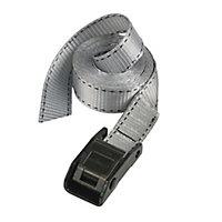 Master Lock Grey Lashing strap (L)5m