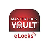 Master Lock Metal Ball bearing Smart Bluetooth Padlock (W)47mm