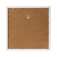 Matt white Memory box Single Picture frame (H)45cm x (W)45cm