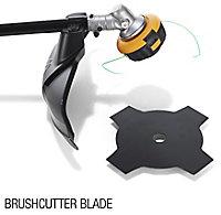 McCulloch 26cc 430mm Petrol Brushcutter