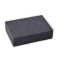 Medium/Coarse Sanding sponge (L)100mm (W)68mm