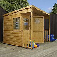 Mercia 6x5 Pent Shiplap Playhouse - Assembly service included