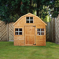 Mercia 7x6 Dutch apex Shiplap Playhouse - Assembly service included