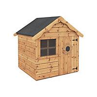 Mercia Snug Shiplap Wooden Playhouse