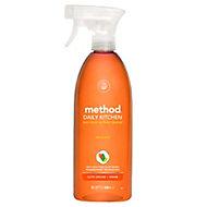 Method Clementine Multi-surface Kitchen Cleaning spray, 828ml