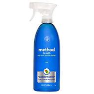 Method Mint Mirror Glass Cleaning spray, 828ml