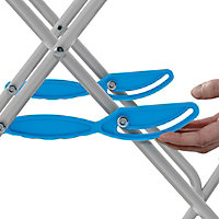 Minky 3 Tier Silver effect Airer, 15m