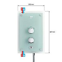 Mira Azora Electric Shower, 9.8kW