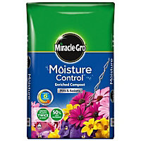 Miracle Gro Moisture control Compost 50L