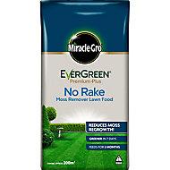 Miracle-Gro No rake Lawn fertiliser Granules 200m² 20kg