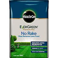 Miracle-Gro No rake Lawn fertiliser Granules 50m² 5kg