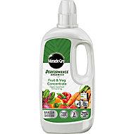 Miracle-Gro Perform Salad & vegetable Liquid Plant feed