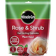 Miracle-Gro Rose Plant feed Granules 0.75kg