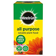 Miracle Gro Soluble Universal Plant feed 1kg