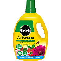 Miracle-Gro Universal Plant feed Liquid 2.9kg