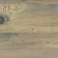 Mississippi Pine Wood effect Worktop edging tape, (L)1.5m